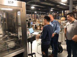 Sawise mesin instalasi sales