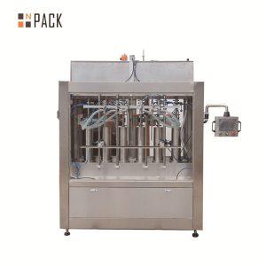 Mesin pengisi minyak sawit panas
