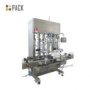 Cairan mesin pangisi otomatis kanggo minyak pelumas minyak