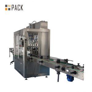 GMP CE ISO Certificate mesin ngisi pupuk cairan asam humic