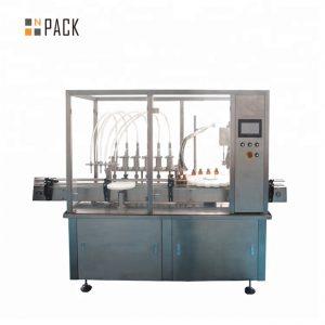 Mesin pangisi tabung otomatis inovatif kanggo krim kosmetik, losyen, sampo, minyak