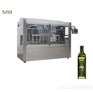 CE ISO 500ml-50000ml kembang sawit butter Sesame wiji klapa minyak mesin pengisi minyak sawit