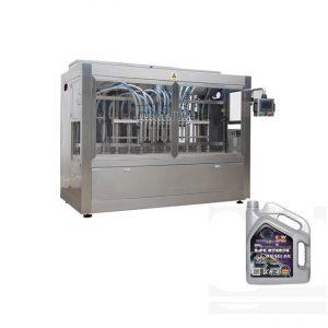Mesin pangisi minyak minyak otomatis kanggo botol plastik