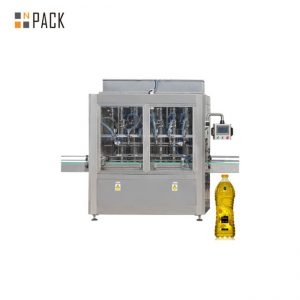 botol mesin minyak otomatis motor ngisi mesin capping nganggo sertifikat GMP