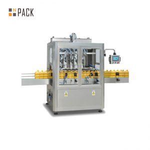 Mesin ngisi jarum kanthi otomatis / mesin ngisi capping galon otomatis