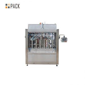 Pabrik Minyak Lemak Minyak Otomatis 5 Mesin Pengisi Minyak Gear / Minyak Gear