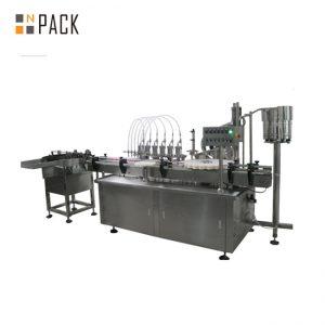 10ml & 60ml 3 ing 1 rega pabrik lan cairan ngisi cairan lan label label mesin bungkus eliquid